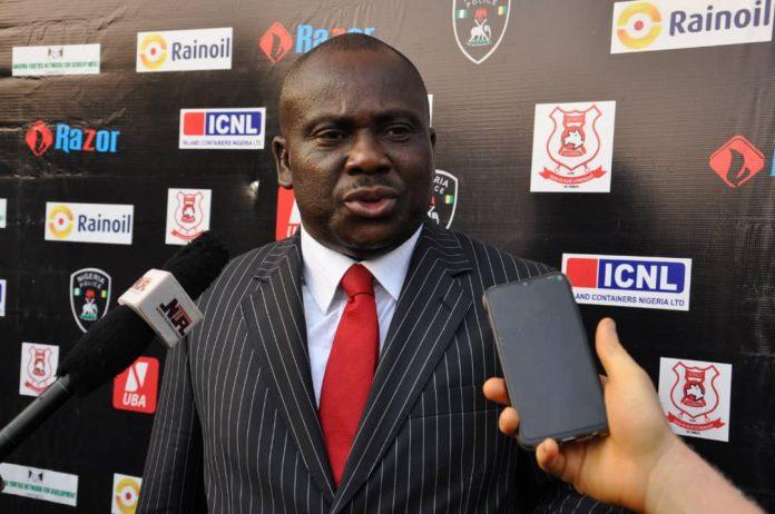 Founder, JAOF, Mr. Osadebe Osakwe